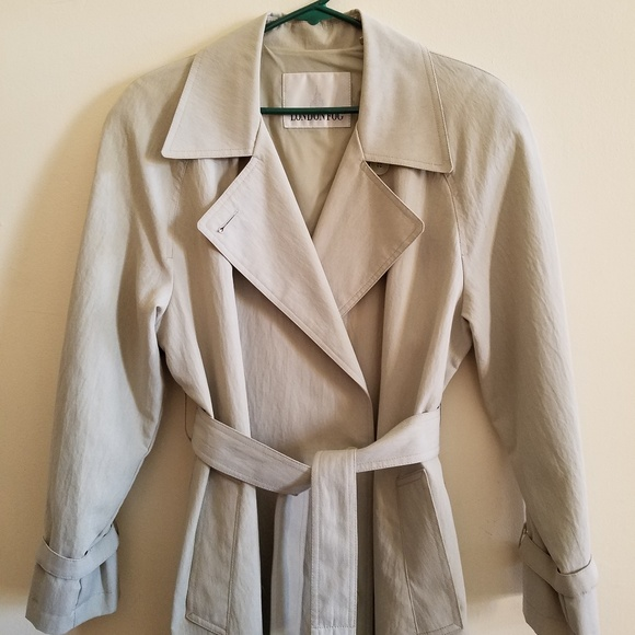 e12d965c6 Ladies Classic London Fog Trench Coat. Lightweight